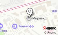 1С-Битрикс на карте
