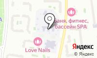 Детский сад №400 на карте