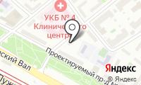Гартал М на карте