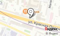 Сканер на карте