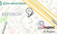 MD-studio на карте