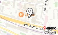 Инженерная служба Пресненского района на карте