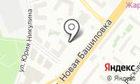 Юный Динамовец на карте