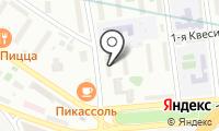 Муниципалитет внутригородского муниципального образования Савёловское на карте