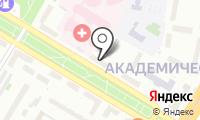 Шугарофф на карте