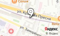 ФК Спартак на карте