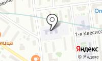 Детский сад №2296 на карте