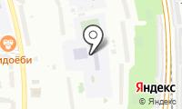 Средняя общеобразовательная школа №1211 на карте