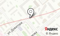 Московская торговая компания на карте