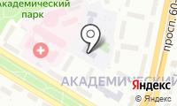 Средняя общеобразовательная школа №199 на карте