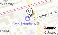 Мега Вэй на карте