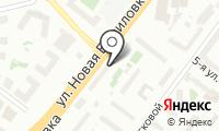 Городская поликлиника №39 на карте