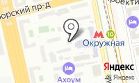 Эко Лок на карте