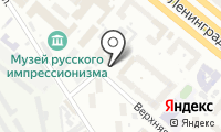IKRA на карте