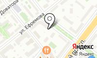 ДЕЗ района Хамовники на карте