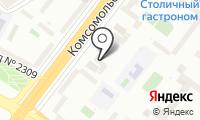 Ателье Галины Дмитриевой на карте