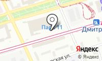 Шиномонтажная мастерская на Тимирязевской на карте