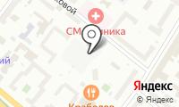 Средняя общеобразовательная школа №155 на карте