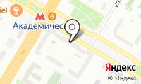Детская библиотека №99 им. Агнии Барто на карте
