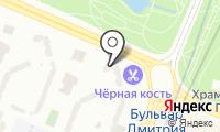 Истра-13 на карте