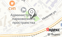 Баркари на карте