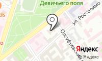 Посольство Социалистической Республики Вьетнам в г. Москве на карте