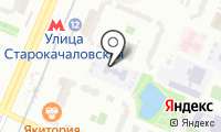 Детский сад №2461 на карте