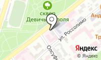 Тройка-Эстейт на карте