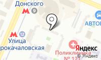 Стоматологическая поликлиника №64 на карте
