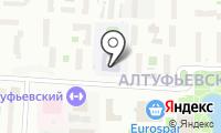 Средняя общеобразовательная школа №302 на карте