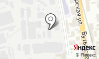 Флан-М на карте