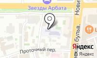 Московская городская лингвистическая гимназия №1513 на карте