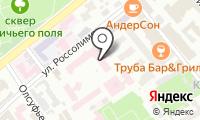 Клиника Нервных болезней им. А.Я. Кожевникова на карте