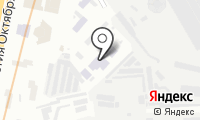 Юборг на карте