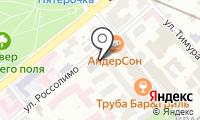АРБ ИНКАСС на карте