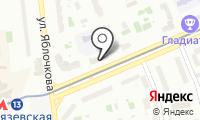 АСД-имэкс на карте