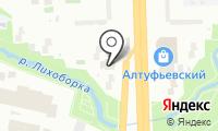 Каскад Авто на карте