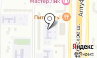 Детский сад №1178 на карте