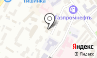 Санфлауэр на карте