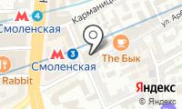 Московский театрально-концертный центр Павла Слободкина на карте