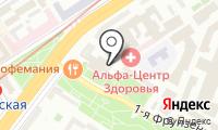 Фреско на карте