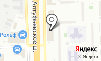 Мебельная фабрика Дарьи Солодовой на карте