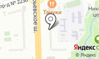 Меховое ателье на карте