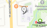 Детский сад №1143 на карте
