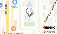 Школа надомного обучения №265 на карте