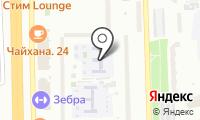 Детский сад №1194 на карте