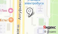 Бон дэ ля ви на карте