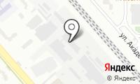 Сауна на Милашенкова на карте
