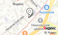Прокуратура Центрального административного округа на карте