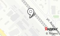 Шиномонтажная мастерская на Милашенкова на карте